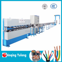 cable manufacturing extrusion machine/cable plastic extrusion production line