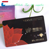 Business gift use pvc material vip card for business promotion