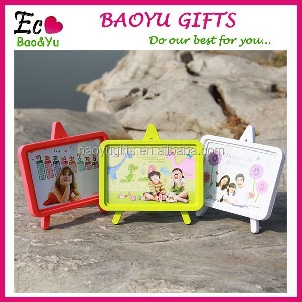 Hot Selling Cheap Plastic Photo Picture Frames Souvenir Picture Frame Wholesale