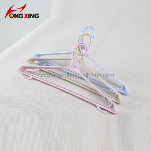 3pcs Wedding dress bridal gown PP plastic clothes hanger