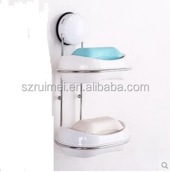 Chrome Bathroom Soap Stand For Soap Dispenser - Buy Bathroom Corner ...