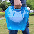 New Portable 5L Folding Safety Seal Drinking Water Storage Carrier Container Lifting Bag Outdoor Camping Hiking