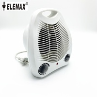 2000W electric fan heater