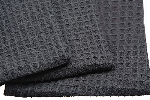 Sunland Microfiber Highly Absorbent Dry Hair Towel Kitchen Cloth 16 inch x 26 inch