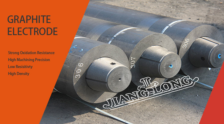 UHP Graphite Electrode with nipples manufacturer