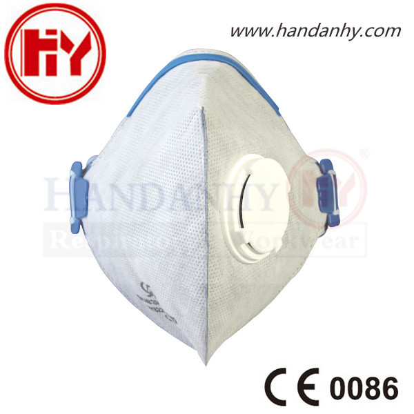Respiratory Protection En149 Ffp3 Disposable Non Woven Mask