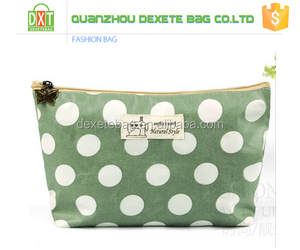 Top quality hot selling eco-friendly waterproof travel cosmetic pouch
