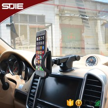 hot sell crafted 360 rotation universal dashboard cell phone car mount