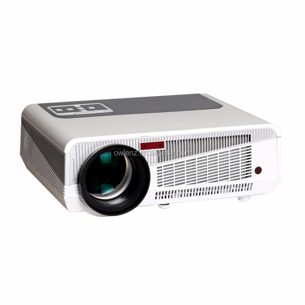 electronic micro wireless led projector 2800 lumens with