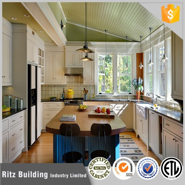 Flat Front Kitchen Cabinets