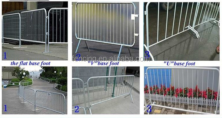 Removable Fence Post temporary fence post base/removable metal fencing posts - buy
