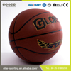 Hot selling 2016 rubber promotion gift basketball , PVC basketball , customize your own basketball