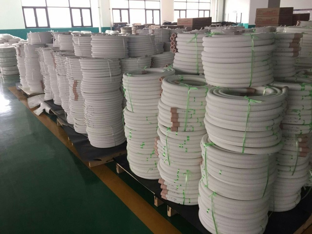 Copper pipe insulation air conditioning best price per for Best copper pipe insulation