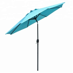 sun protection outdoor patio Balinese 11 Foot large size Aluminium Garden Umbrella