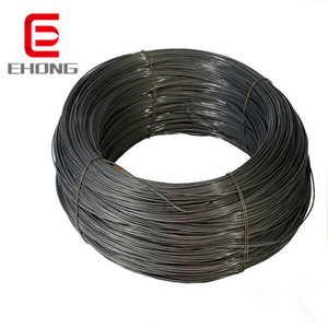 annealing wire ! factory price low and high carbon steel plastic coated  black wire for brassiere
