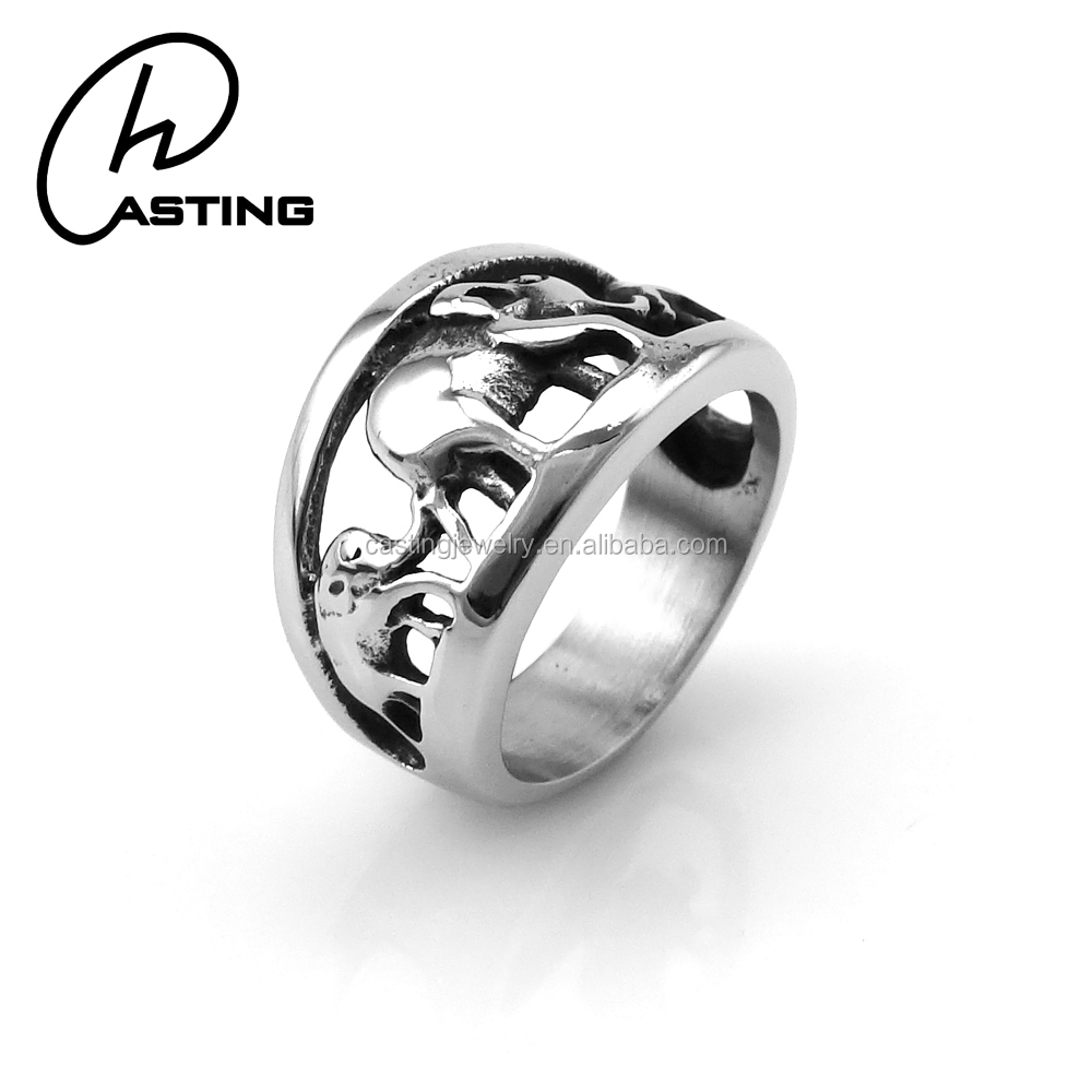 accessorize lyst silver sterling engagement in metallic gallery normal elephant rings jewelry ring product