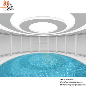 Many Best Low Cost Building And Decoration Materials Barrisol Pvc