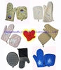 silicone oven mitts,catoon oven gloves and terry cloth oven mittens and kitchen sets