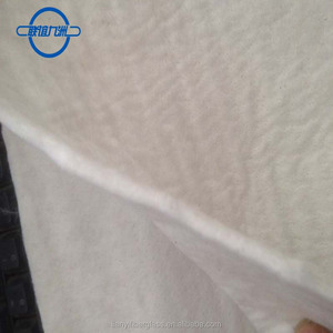 Polyester needle punched nonwoven geotextile for slope protection