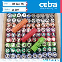 18650 battery 10s2p 36v 4.4ah battery pack with samsung power battery