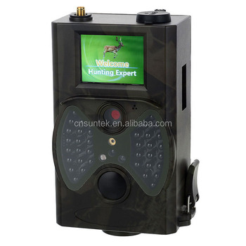 12MP HD Night Vision Optic Hunting Camera HC300M With MMS SMTP Function