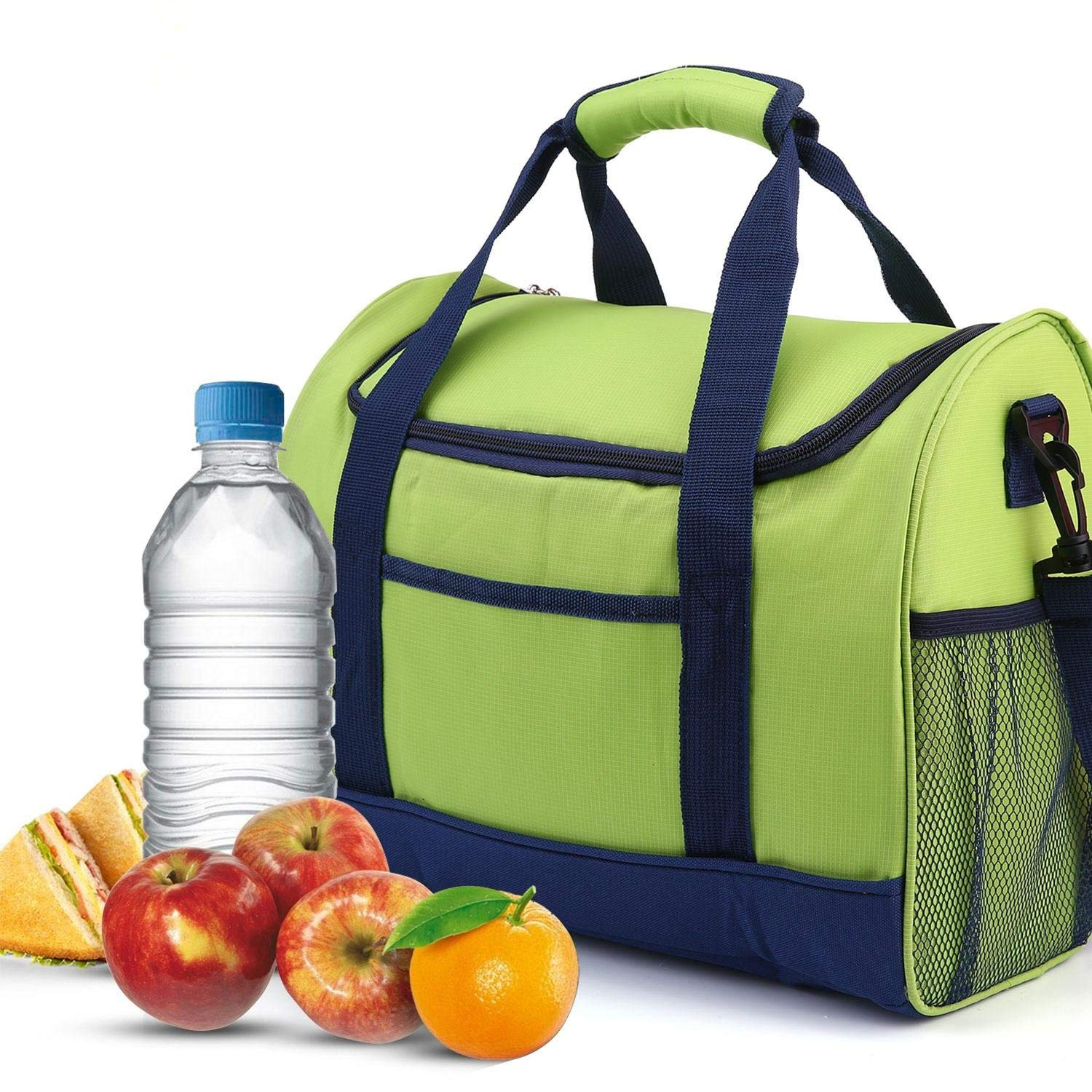 Get Quotations · Insulated Lunch Bag Reusable Lunch Box ef76c1af9efcf