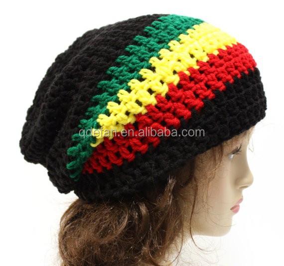 Crochet Rasta Hat Crochet Rasta Hat Suppliers And Manufacturers At