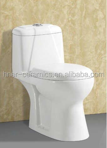 Changge Hner factory wc one piece toilet for public