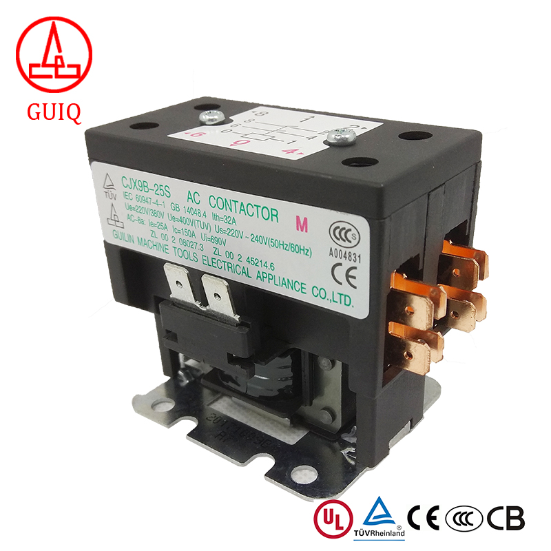 2 contactor wholesale, contactor suppliers alibabaContactor For Electric Motor Wiring Diagram 220v 25a 50hz For Ac Motor #21