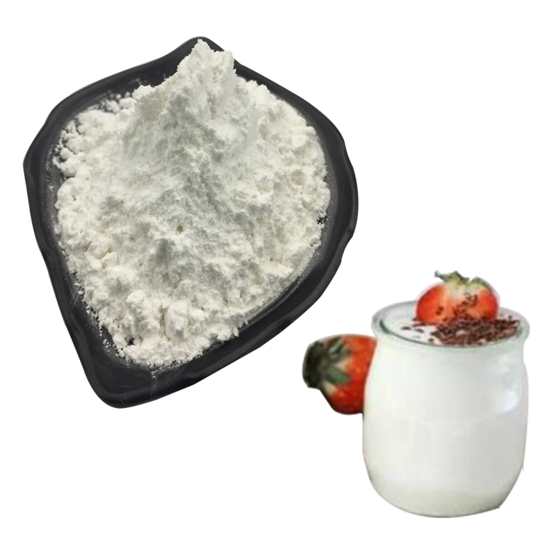 Highly concentrated fresh milk powder flavor