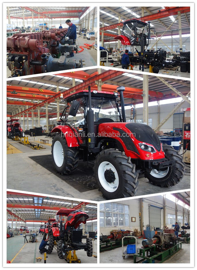 China Mini Tractor Qln254 25hp 4wd Garden Tractor In Hot Sell ...
