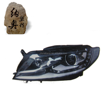 Newest sport car headlamp for VW CC 13' made in China