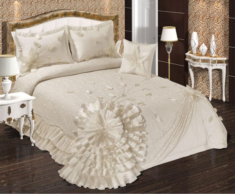 couvre lit turque prix Maria Couvre lit Ensemble   Buy Broderie Couvre lit / Turque  couvre lit turque prix