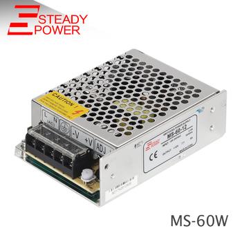 China Mini Smps 220v Ac 12v Dc Transformer 12 Volt 5 Amp Switching ...
