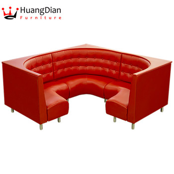 Fantastic Red Leather American Diner Round Booth Seating Buy Banquette Seating Restaurant Sofa Restaurant Furniture Product On Alibaba Com Creativecarmelina Interior Chair Design Creativecarmelinacom