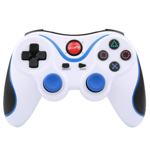 NEW Custom Whosale Bluetooth PS2 Wireless Controller Rechargeable Joystick Wireless Gamepad for Laptop Controller for PC PS2 PS3