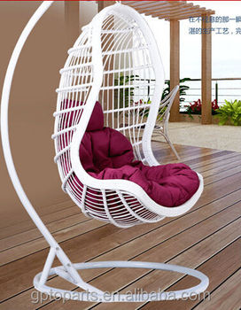 NEW MODEL Indoor Funiture Outdoor Furniture Rattan Swing Chair For Selling  Hanging Indoor Swing Chairs Rattan
