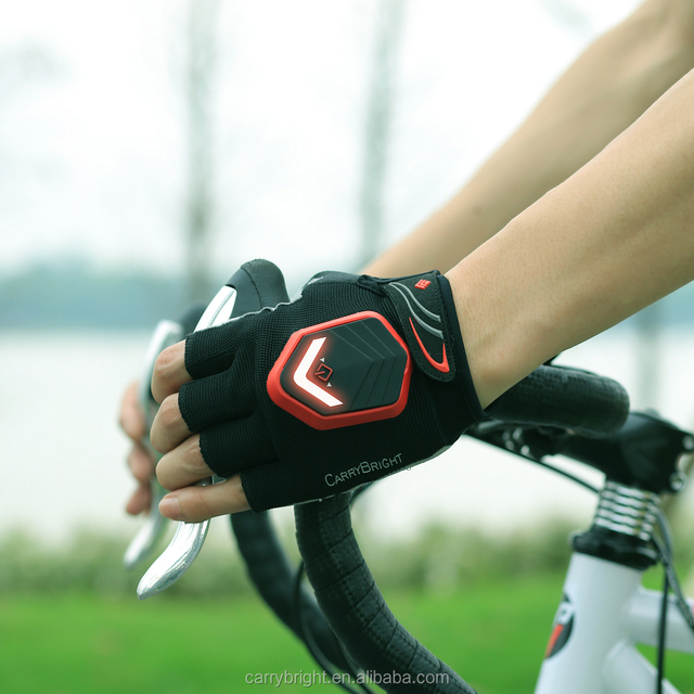 Unisex MTB bicycle cycling gloves men winter