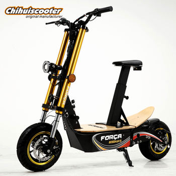 2016 New 2000w Eec Approved Electric Scooter Bossman S