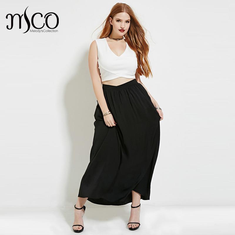 Black Bohemian Skirt 10