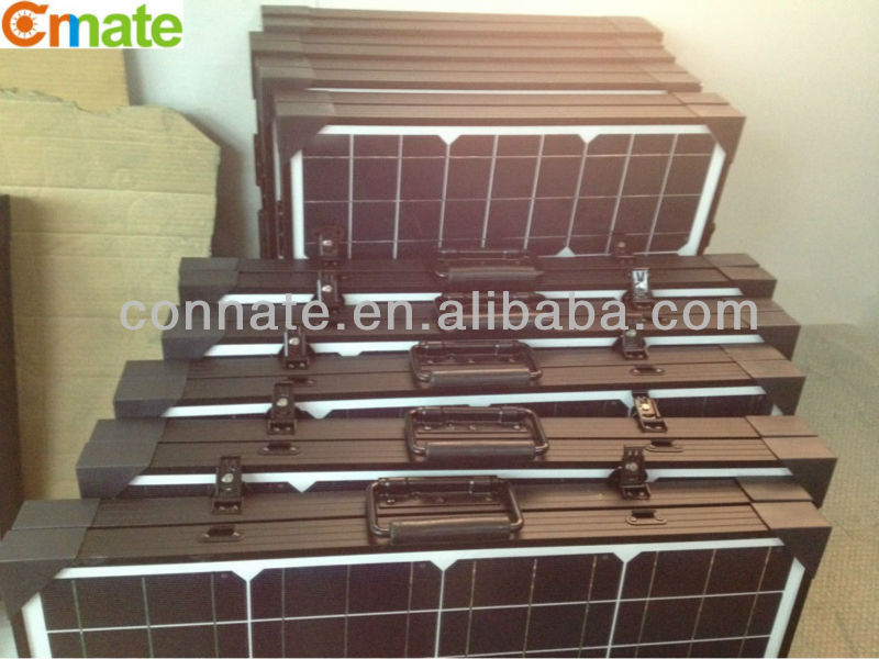 faltbare solar panel oder solar anzug fall von solar panel. Black Bedroom Furniture Sets. Home Design Ideas