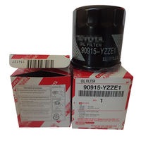 Wholesale High Quality auto oil filter factory 90915-YZZE1 filter element oil separator
