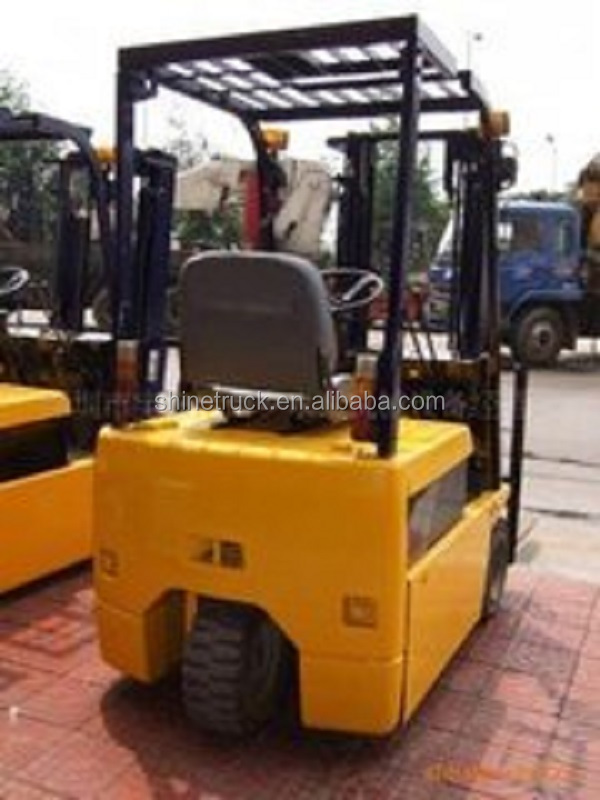 battery powered FE18 1.8t three- wheel electric forklift truck