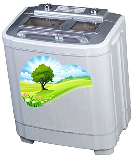 The Laundry Alternative E-Z Rinse Twin Tub Washing Machine