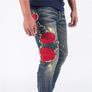 401929b5502f99 Patch Style Jeans For Men, Patch Style Jeans For Men Suppliers and  Manufacturers at Alibaba.com