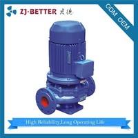China Manufacturer ISG centrifugal vertical turbine fire pump