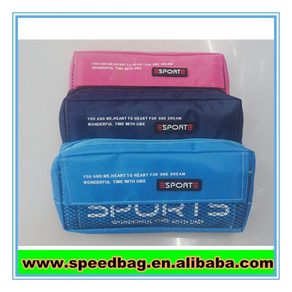High quality Sports style football pencil case