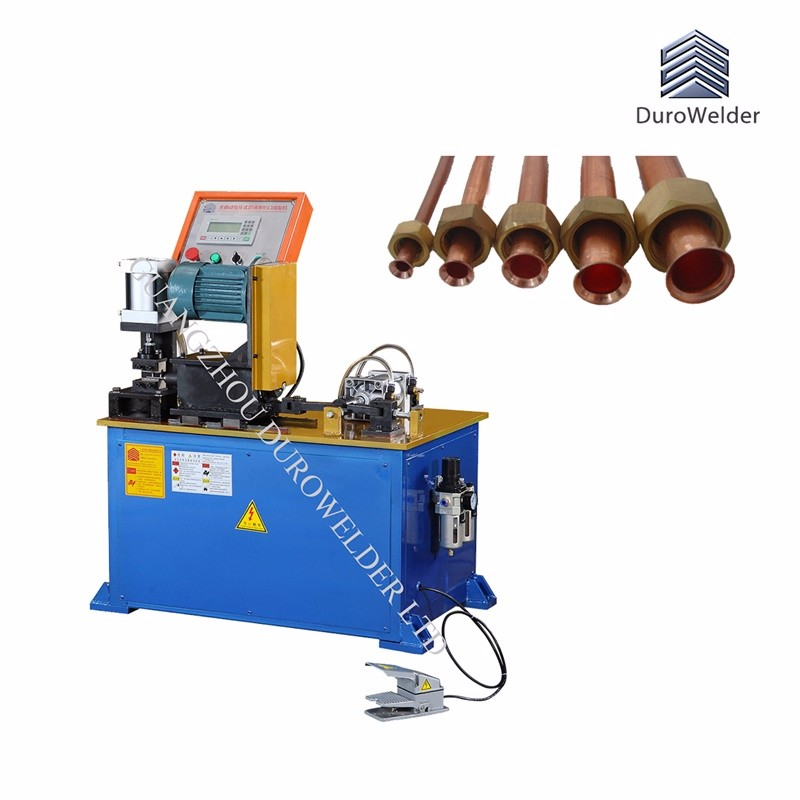 Flaring and Swaging machine for Refrigeration Soft Copper Tube