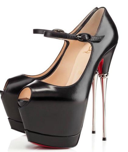 Steel Toe Stiletto Shoes