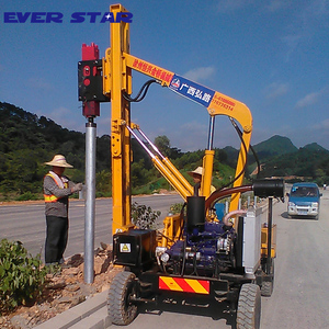 Hydraulic Post Drivers For Sale, Wholesale & Suppliers - Alibaba